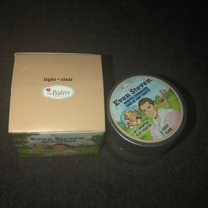 "Whipped Foundation ""light"" NEW"